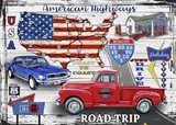 American Highways - Coast to Coast