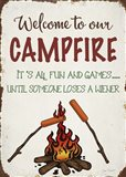 Welcome To Our Campfire 1