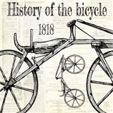 History Of The Bicycle B