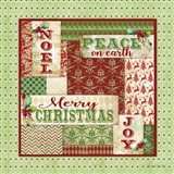 Lovely Patchwork Christmas