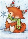 Stay Warm Little Fox