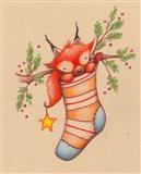 Merry Christmas Little Fox