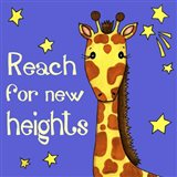 New Heights Giraffe