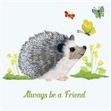 Forest Friends - Hedgehog