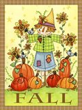 Scarecrow Friends