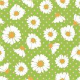 Retro Spring Daisies
