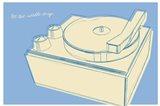Lunastrella Record Player