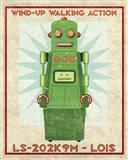 Lois Box Art Robot