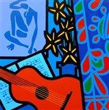Still Life With Matisse 2