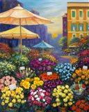 Tuscan Flower Market