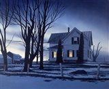 November Twilight
