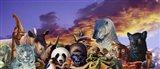Animal Collage 3