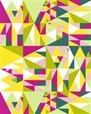 Geometrics Green