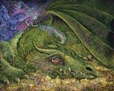 Never Tickle A Sleeping Dragon