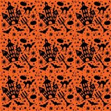 Halloween House Pattern