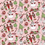 Christmas Pattern 2 Merged