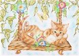 Swing Kitty