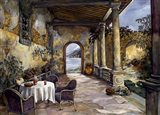 Loggia By The Sea