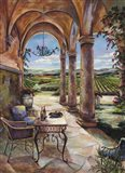 Loggia In The Valley