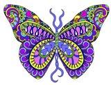 Bashful Garden Butterfly Blooming