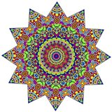 Sparkling Sunny Day Mandala