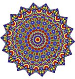 Stars Mandala Beautified