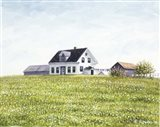 Nova Scotia Farmhouse