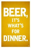 Beer, It's What's For Dinner