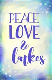 Peace Love Latkes