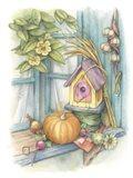 Harvest Birdhouse