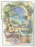 Music Garden-Guitar