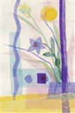 Flower & Grass Collage