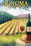 Sonoma Wine Country Ad