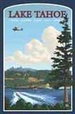 Lake Tahoe Fishing Boating