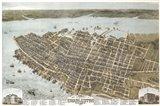 Charleston, South Carolina Map