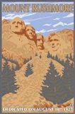 Mount Rushmore 1927 Ad