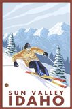 Sun Valley Idaho Ski