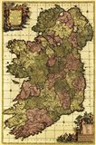 Old Map of Ireland
