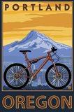 Portland Oregon Bike Ad