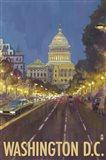 Washington DC Capitol Building Ad