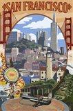 San Francisco Trolley Ad