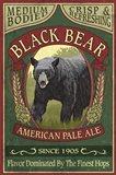 Black Bear Pale Ale