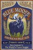 Blue Moose Pale Ale