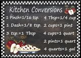 Kitchen Conversions 1