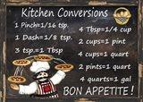 Kitchen Conversions 2