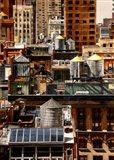 Rooftops New York