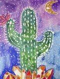 Spirit Quartz Cactus