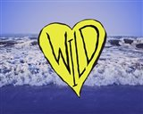 Wild Heart Waves Art
