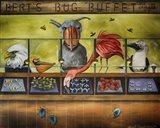 Iberts Bug Buffet