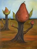 Surreal Pear Trees 4